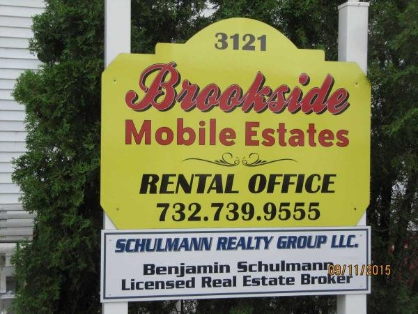 Brookside Mobile Estates Mobile Home Dealer in Hazlet, NJ