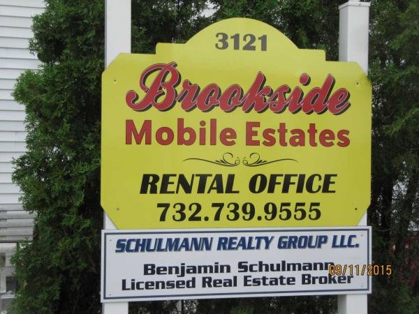 Brookside Mobile Estates mobile home dealer with manufactured homes for sale in Hazlet, NJ. View homes, community listings, photos, and more on MHVillage.