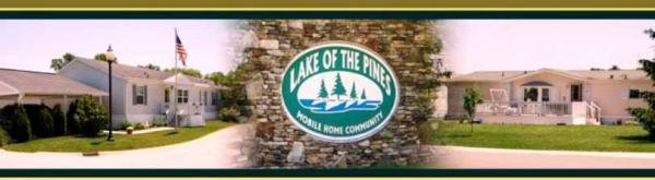Lake of the Pines, Indy's Premiere 55+ Community mobile home dealer with manufactured homes for sale in Indianapolis, IN. View homes, community listings, photos, and more on MHVillage.