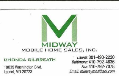 Mobile Home Dealer in Laurel MD
