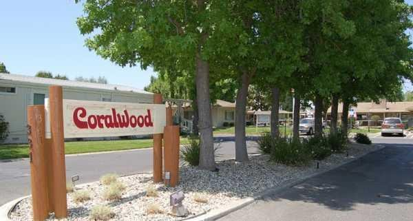 Coralwood Age Qualified Community Mobile Home Dealer in Modesto, CA