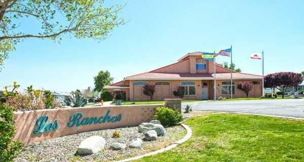 Los Ranchos Mobile Home Dealer in Apple Valley, CA