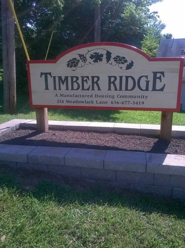 Timber Ridge MHC Mobile Home Dealer in House Springs, MO