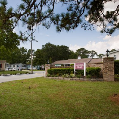 Continental Village mobile home dealer with manufactured homes for sale in Jacksonville, FL. View homes, community listings, photos, and more on MHVillage.