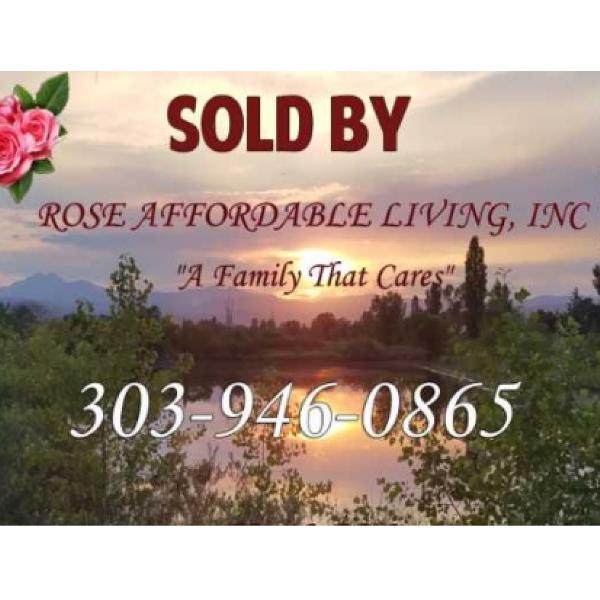 Rose Affordable Living Mobile Home Dealer in Longmont, CO