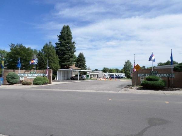 Bear Creek Village Mobile Home Dealer in Denver, CO