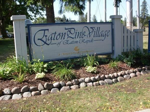Eaton Pine Village Mobile Home Dealer in Eaton Rapids, MI