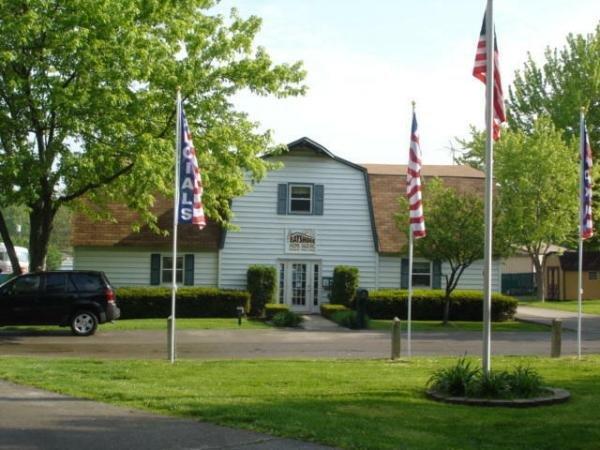 Yorktowne Community Mobile Home Dealer in Sharonville, OH