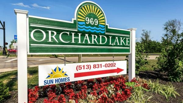Orchard Lake Mobile Home Dealer in Milford, OH