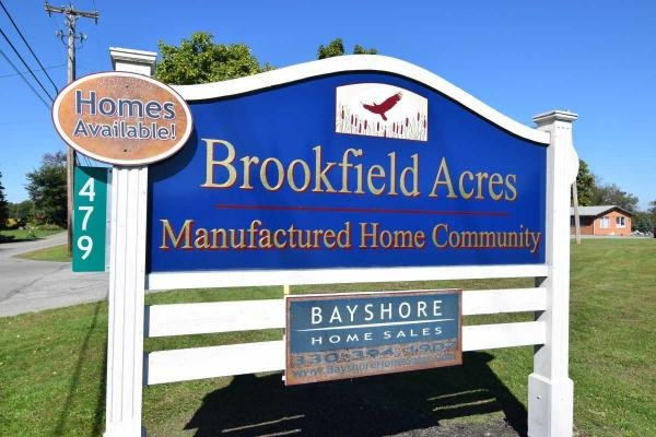 Brookfield Acres Mobile Home Dealer in Brookfield, OH