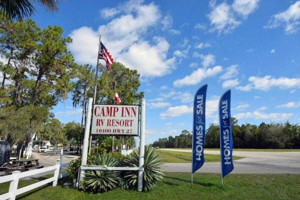 Welcome to Camp Inn