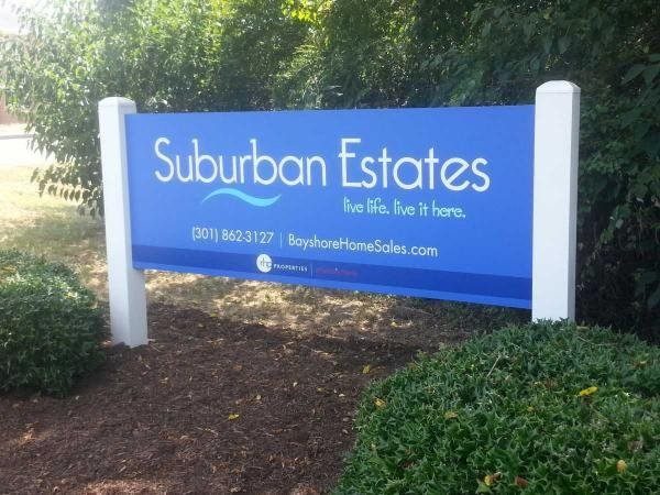 Suburban Estates Mobile Home Dealer in Lexington Park, MD