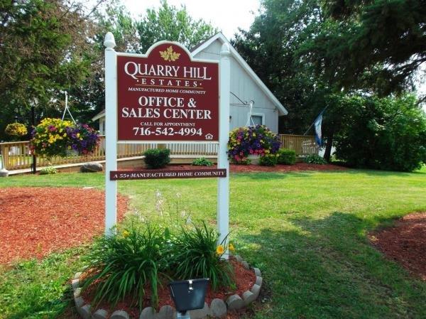 Quarry Hill Estates Mobile Home Dealer in Akron, NY
