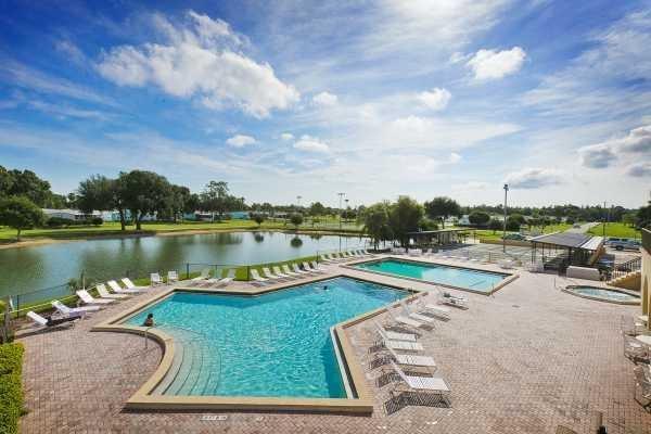 2 Pools & Spa