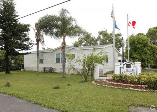 Cheron Village Mobile Home Dealer in Davie, FL