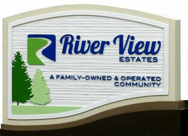 Welcome to River View Estates!
