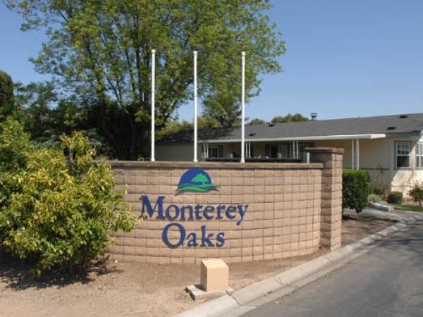 Monterey Oaks Mobile Home Dealer in San Jose, CA