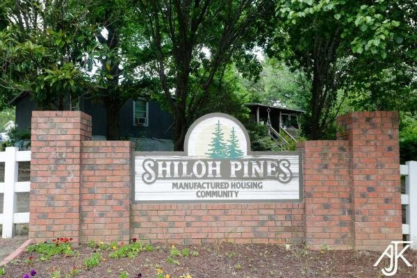 Shiloh Pines Mobile Home Dealer in Tyler, TX