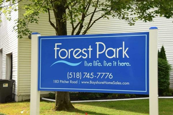 Forest Park Mobile Home Dealer in Queensbury, NY