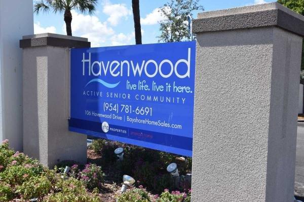 Havenwood Mobile Home Dealer in Pompano Beach, FL