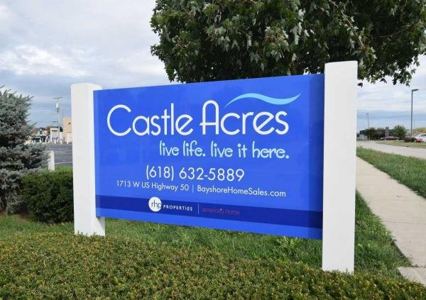 Castle Acres Mobile Home Dealer in O Fallon, IL