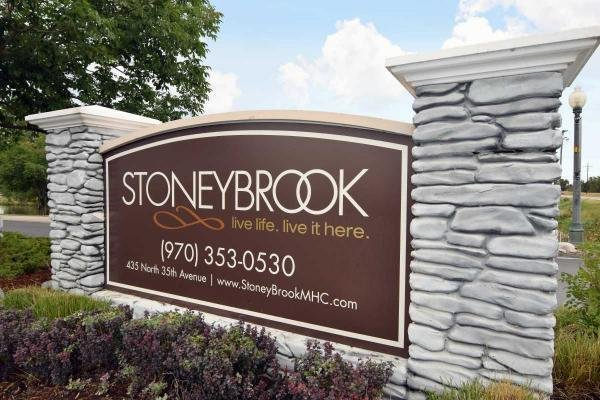 Stoneybrook Mobile Home Park Mobile Home Dealer in Greeley, CO