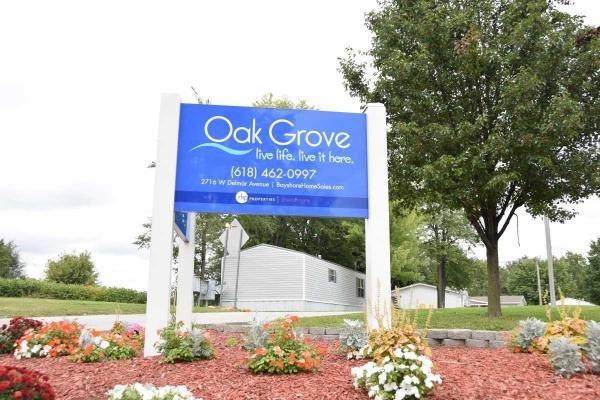 Oak Grove Mobile Home Dealer in Godfrey, IL