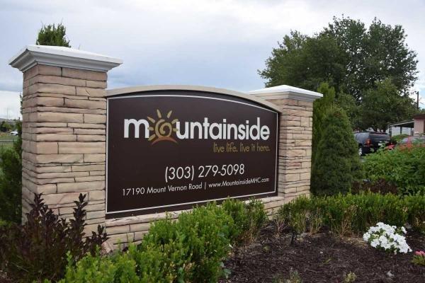 Mountainside Estates Mobile Home Dealer in Golden, CO
