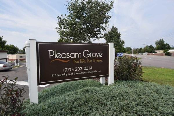 Pleasant Grove Mobile Home Dealer in Fort Collins, CO