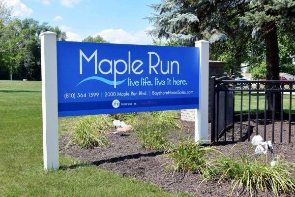 Photo 1 of 1 of dealer located at 2000 Maple Run Blvd. Clio, MI 48420