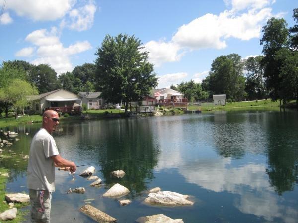 5 Fishing lakes