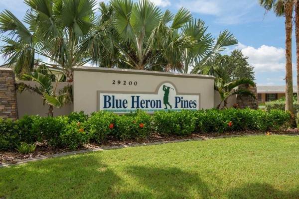 Blue Heron Pines Mobile Home Dealer in Punta Gorda, FL