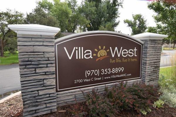 Villa West Mobile Home Dealer in Greeley, CO