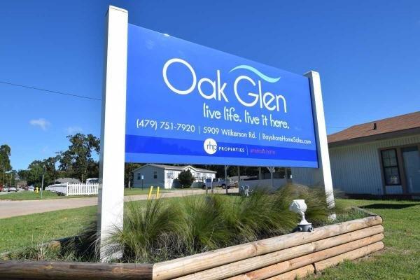 Oak Glen Mobile Home Dealer in Fayetteville, AR