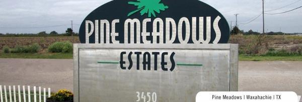 Pine Meadows Estates Mobile Home Dealer in Waxahachie, TX