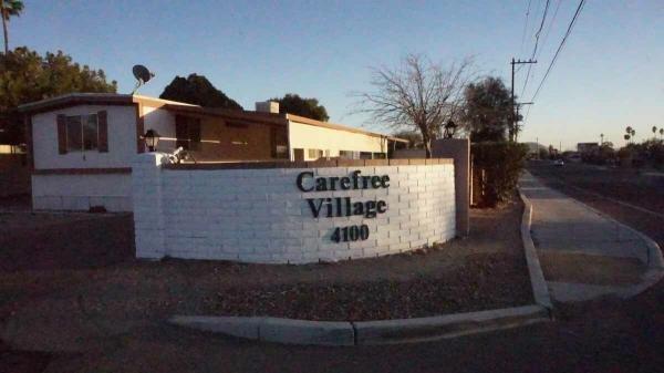 Carefree Village Mobile Home Dealer in Tucson, AZ