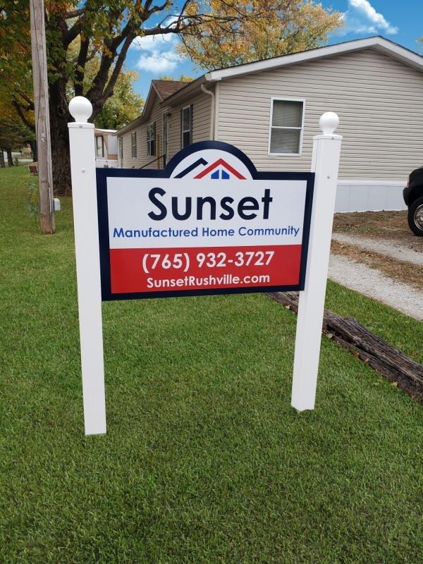 Sunset MHC Mobile Home Dealer in Rushville, IN