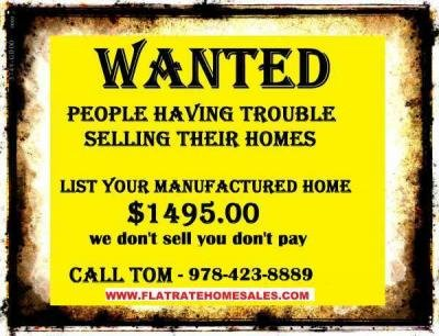 Flat Rate Home Sales