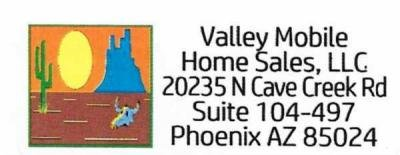 Mobile Home Dealer in Phoenix AZ