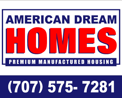 Mobile Home Dealer in Santa Rosa CA