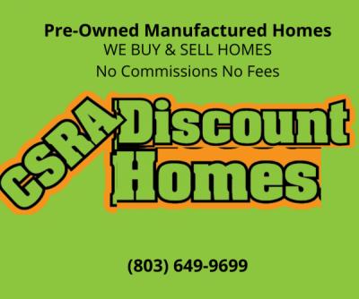Mobile Home Dealer in Aiken SC