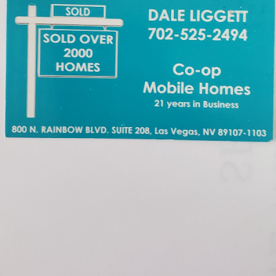 CO-OP Mobile Home Sales, Inc mobile home dealer with manufactured homes for sale in Las Vegas, NV. View homes, community listings, photos, and more on MHVillage.