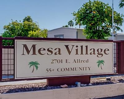 Mobile Home Dealer in Mesa AZ