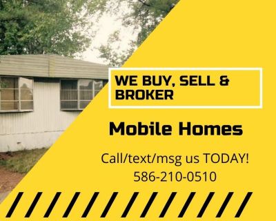 Mobile Home Dealer in Fraser MI