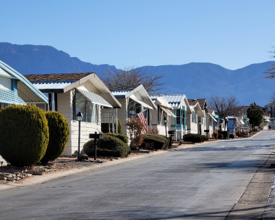 Mobile Home Dealer in Albuquerque NM