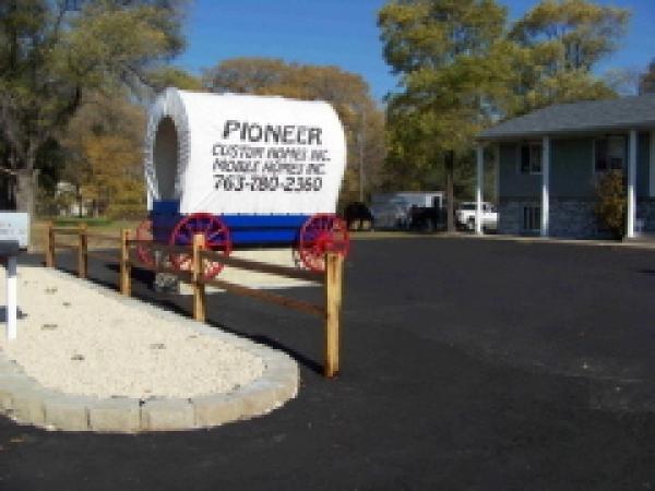 Pioneer Custom Homes Inc. Mobile Home Dealer in Blaine, MN