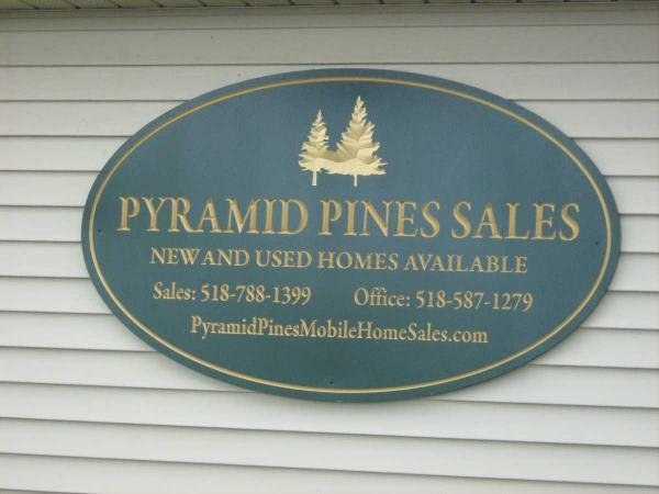 Pyramid Pines Sales Mobile Home Dealer in Saratoga Springs, NY