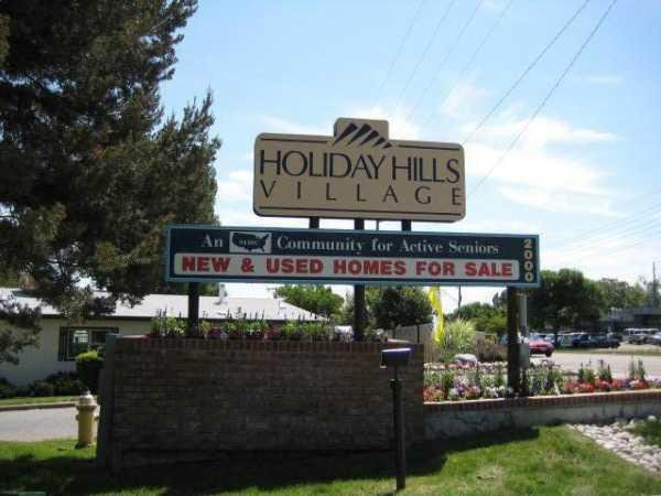 Holiday Hills Village Mobile Home Dealer in Federal Heights, CO