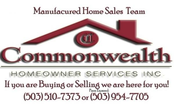 Commonwealth Homeowner Services Inc. Mobile Home Dealer in Portland, OR
