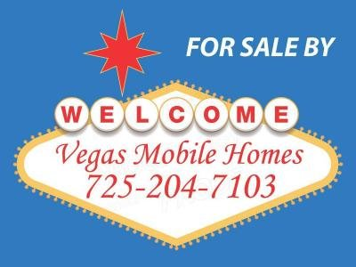 Listed By Jennifer Lee of Vegas Mobile Homes